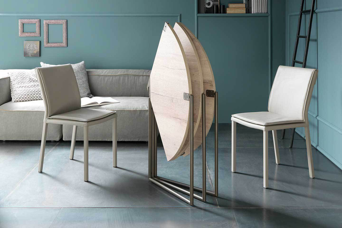 Mobili Italia_ALTACOM ICARO folding table