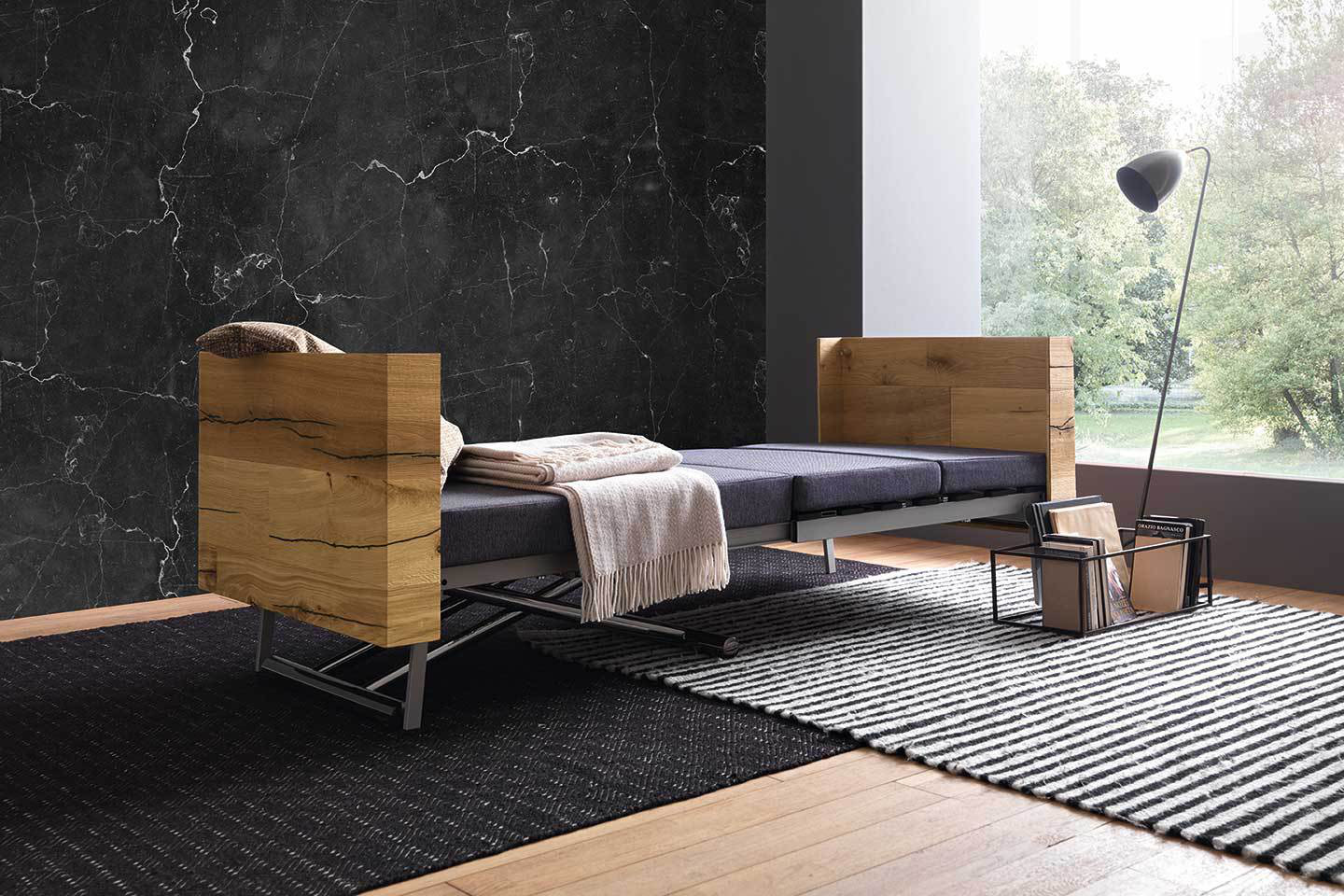 Mobili Italia_ALTACOM TAVOLETTO lift table / bed