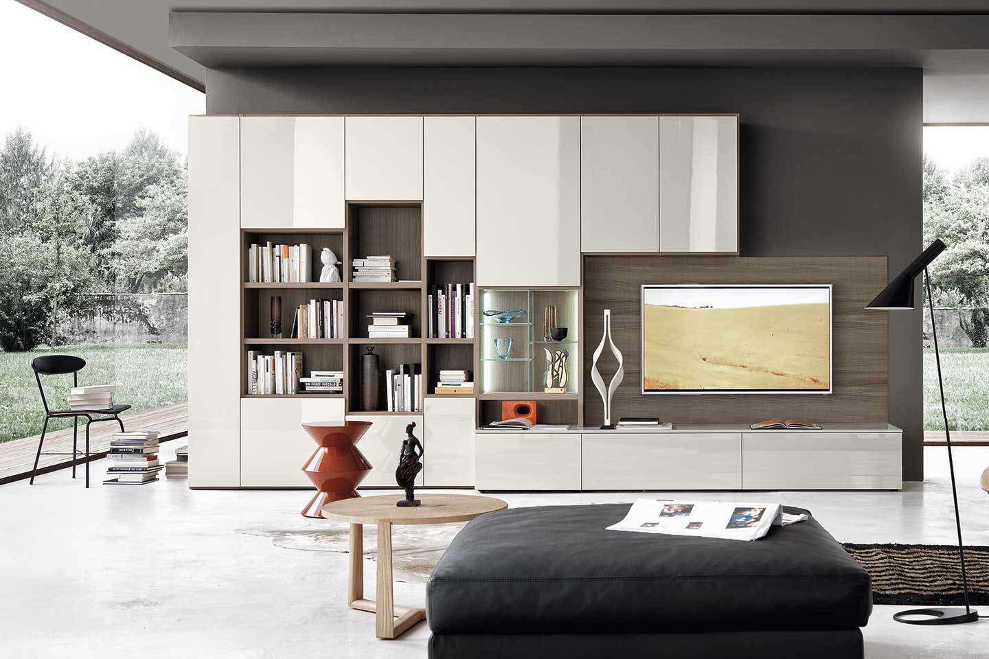 Mobili Italia Sangiacomo_Board_Unit_Living board
